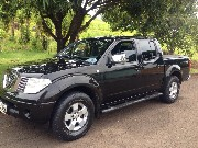 Camionete Nissan frontier 4x4 completa 2008